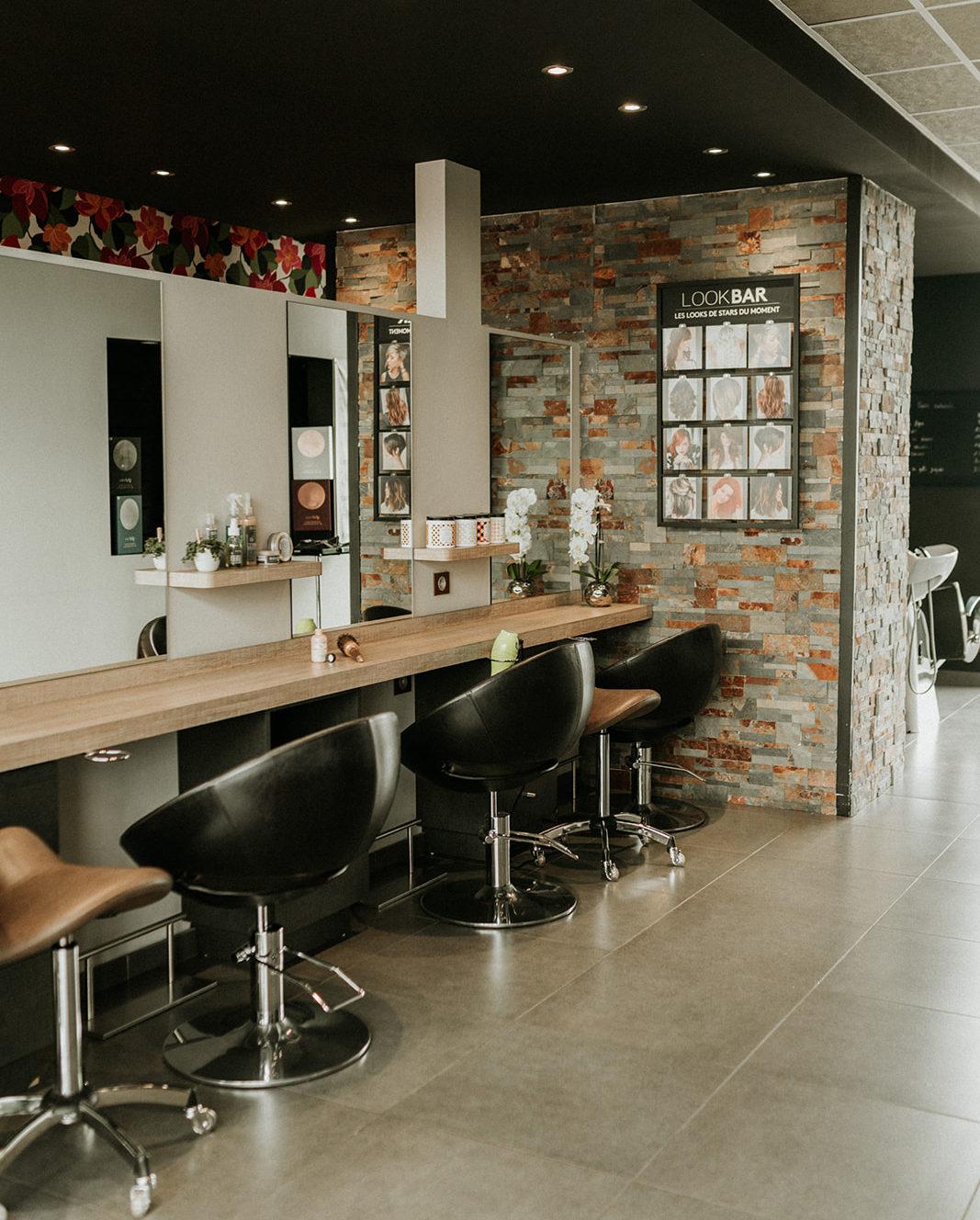 Salon de coiffure Paul Thomas - spécialiste en coloration végétale à Pont du Chateau (63)
